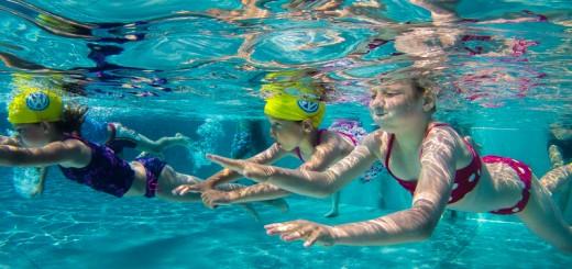 Unterkulm Schwimmunterricht